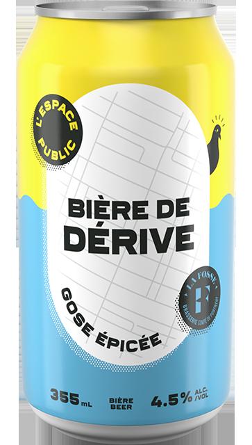 Bière de Dérive