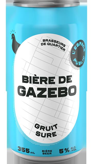 Bière de gazebo