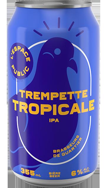 Trempette Tropicale